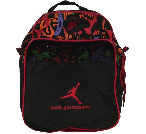Image of Vintage Nike Air Jordan Backpack