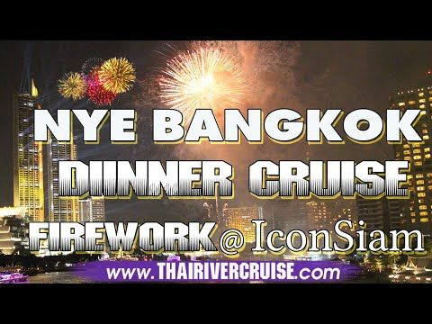 Bangkok New Year Eve 2021 Best Places To Spend New Years Thailand New Year Eve 2021 Dinner Cruise Bangkok In 2020 New Year Fireworks New Years Eve Thailand New Year
