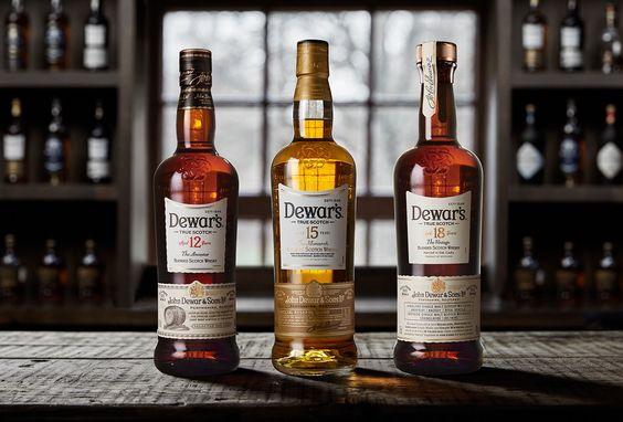 Dewar's Whisky Stuart Miller