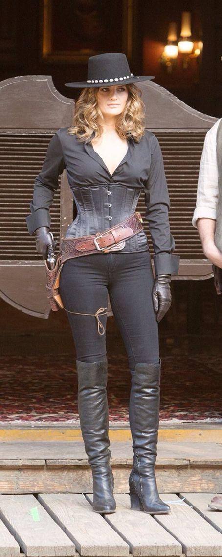 Detective Kate (Beckett) Castle - Season 7 Episode 7 - Once Upon A Time In The West