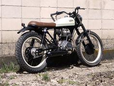 Honda CG 125 CRD#29 ¨Petite Delí¨ / Encargos de otros clientes / motos / Home - Cafe Racer Dreams