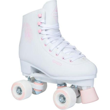 Google Image Result For Https Contents Mediadecathlon Com P1261912 K 97aa50734a992ad1ba883ed35010b13c 100 Arti In 2020 Roller Shoes Roller Skates Girls Roller Skates