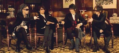 じゃんけんL'Arc〜en〜Ciel
