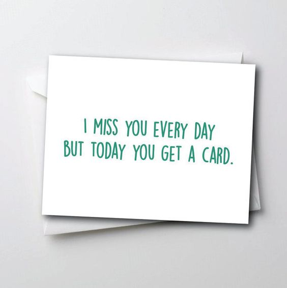 19 Perfect Valentineu0027s Day Cards For All Couples In Long Distance  Relationships Más