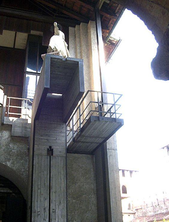 Carlo Scarpa: Castelvecchio