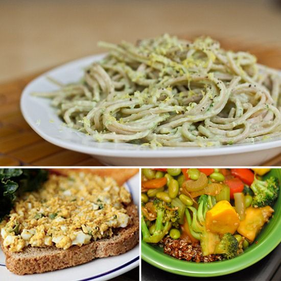 Protein-Packed Vegetarian Meals #yum #protein