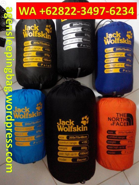 sleeping bag jack wolfskin murah