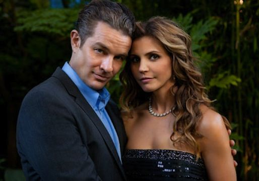 """I love the episode in season 7, """"Shut Up, Dr. Phil"""" with James Marsters & Charisma Carpenter as crazy couple. Spike & Cordelia reunited!!! :D"""