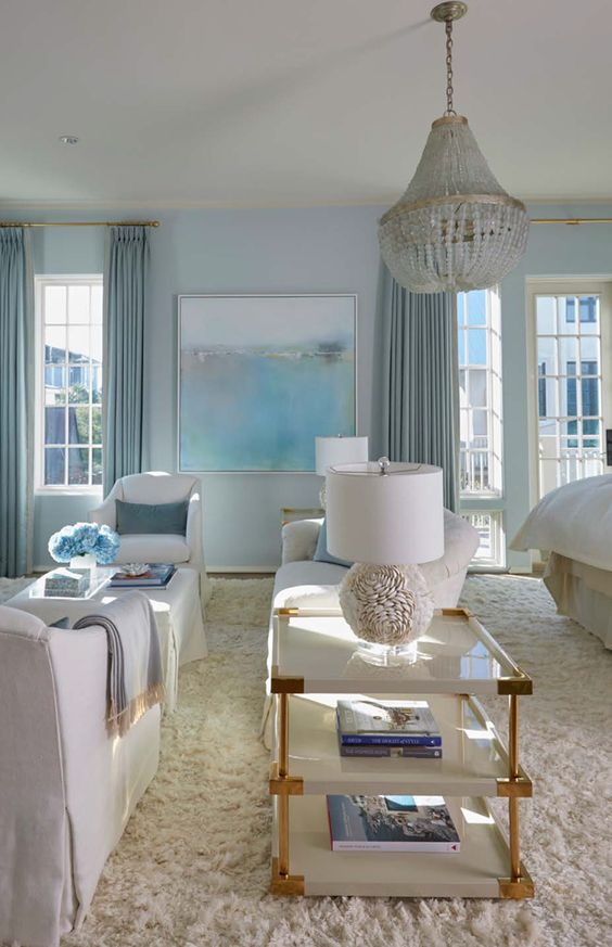 House of Turquoise: Melanie Turner Interiors: