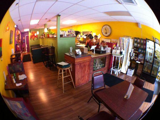 Portia's Cafe, Columbus, OH
