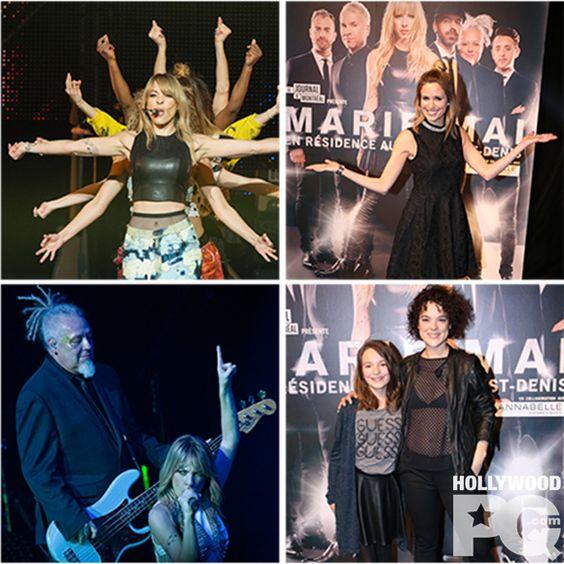Grande première de Marie-Mai au Théâtre St-Denis | HollywoodPQ.com