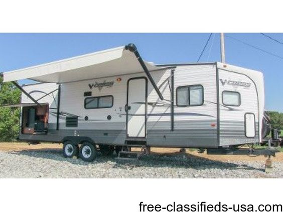 listing 2014 Forest River V-Cross Classic 28VRBK... is published on Free Classifieds USA online Ads - http://free-classifieds-usa.com/vehicles/rvs-campers-caravans/2014-forest-river-v-cross-classic-28vrbk-travel-trailer_i38878