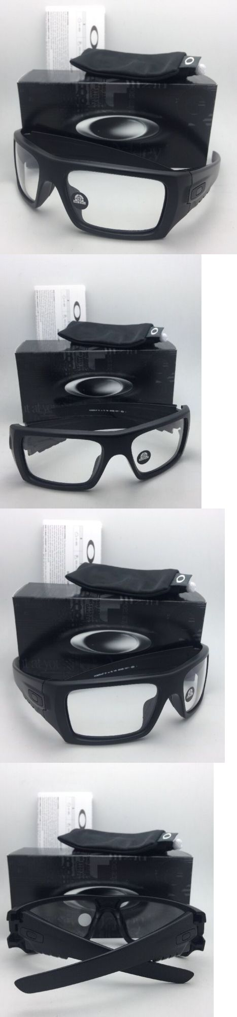 oakley ansi z87.1 glasses  other vision care: oakley si industrial det cord safety glasses oo9253 07 black
