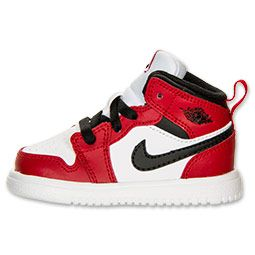 Boys Toddler Jordan Retro 1 High Love these shoes! Want a pair for my son