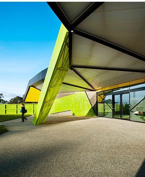 Churchill Integenerational Hub / Suters Architects
