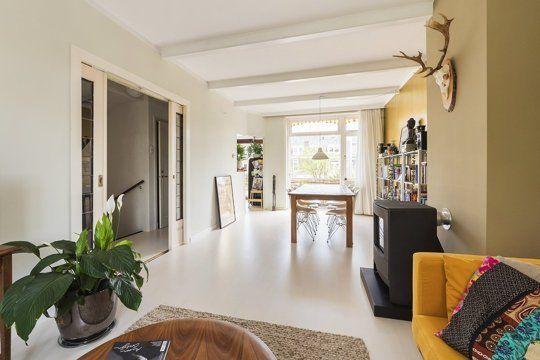 Wouter's Happy Home in Haarlem — House Call | Apartment Therapy