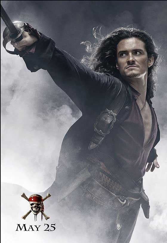 Orlando Bloom as Will Turner #orlando
