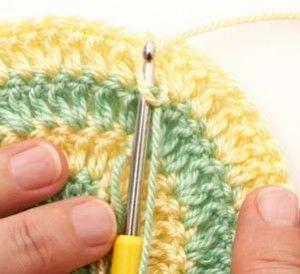 improve crochet skills