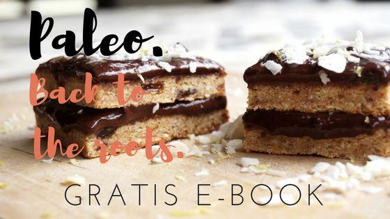 Gratis Paleo E-Book
