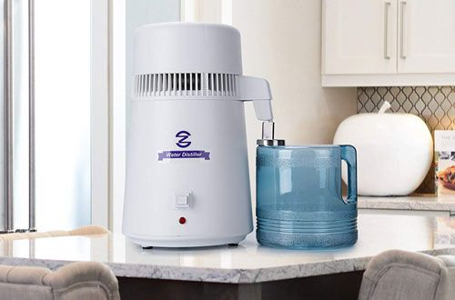 Top 10 Best Home Countertop Water Distillers For Sale Reviews In