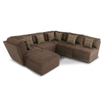 Vice Versa Brown 6 Piece Set Bob 39 S Discount Furniture