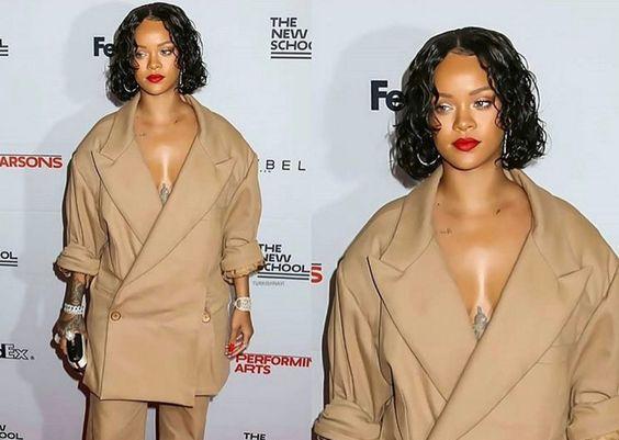 Rihanna Se Burla De Los Que La Critican Diciéndole Que Está Gorda