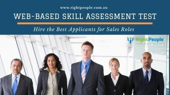 Pin On Skill Assesment Test In Australia Right People