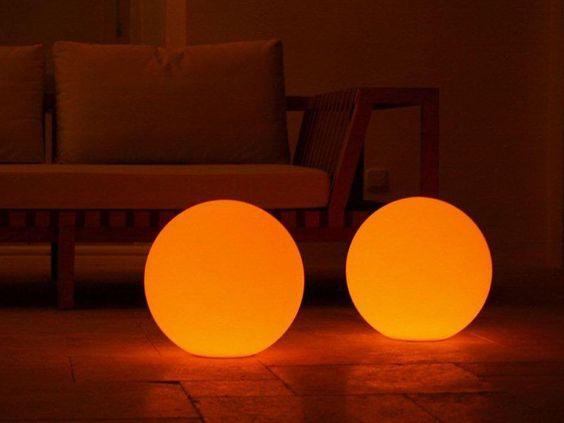Pinterest el cat logo global de ideas - Iluminacion decorativa exterior ...