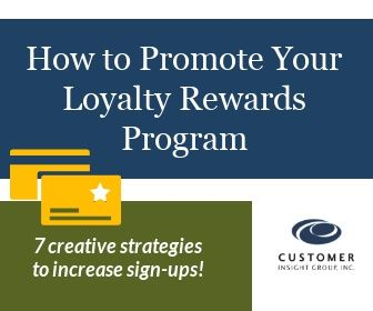 Loyalty Rewards Program >> How To Promote Your Loyalty Program Loyalty Rewards