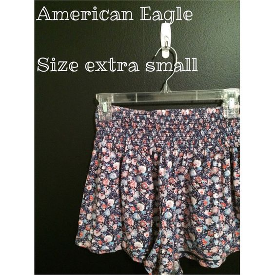 American Eagle floral shorts  American Eagle Outfitters Shorts