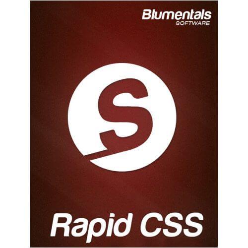 Blumentals Rapid CSS Crack