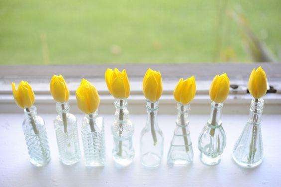 tiny tulips