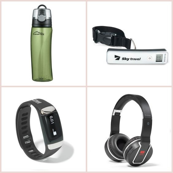 New Promotional Products from Thermos & Brookstone at HotRef.com