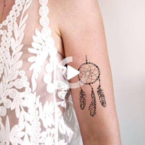 75 Dreamcatcher Tattoos Meanings Designs Ideas 2020 Guide In 2020 Dream Catcher Tattoo Dream Catcher Tattoo Small Dream Catcher Tattoo Design