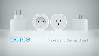 Parce One | Die intelligente WLAN-Steckdose mit iOS-Support  »Parce One« ist eine intelligente WLAN-Steckdose für das Smart Home. Features: Sprachsteuerung, Energiemessung und HomeKit-Support