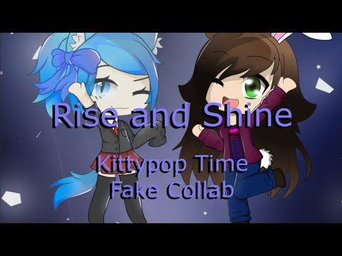 Kittypop Time Fake Collaboration Youtube Collaboration Time Animation