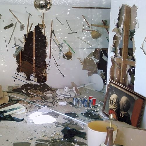 Great Art in Ugly Rooms
