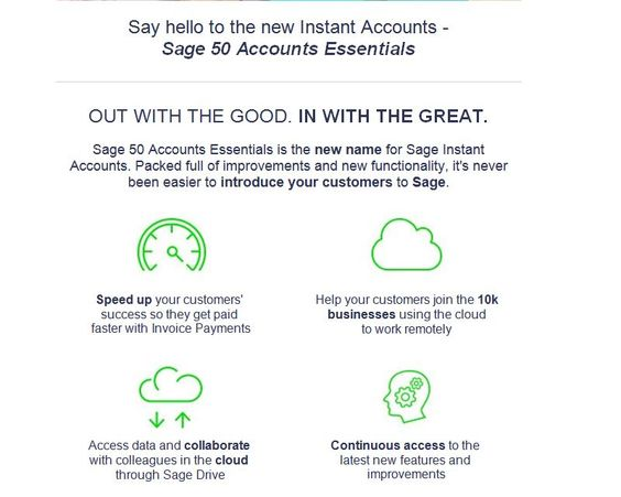 Are you an Instant Accounts user, or looking for an entry level accounts package?  Then this is for you.  Go to www.siliconbullet.com for more information.