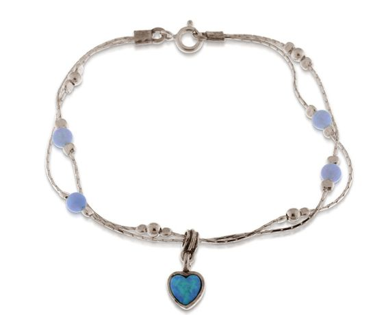 Dainty Bracelet http://www.magnolia-jewellery.com.au/delicate-chain-bracelet-8168.html