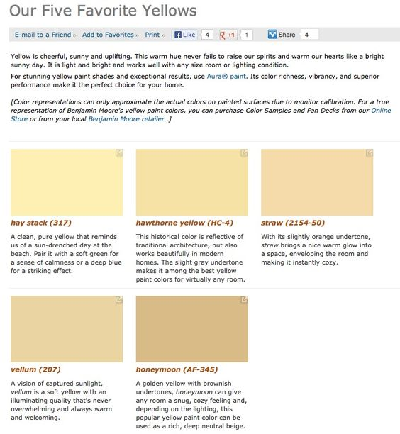 yellow paint colors paint colors and yellow on pinterest