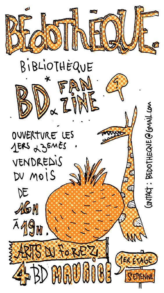 Bibliothèque BD ***