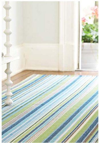 Green Stripe Rug Home Ideas