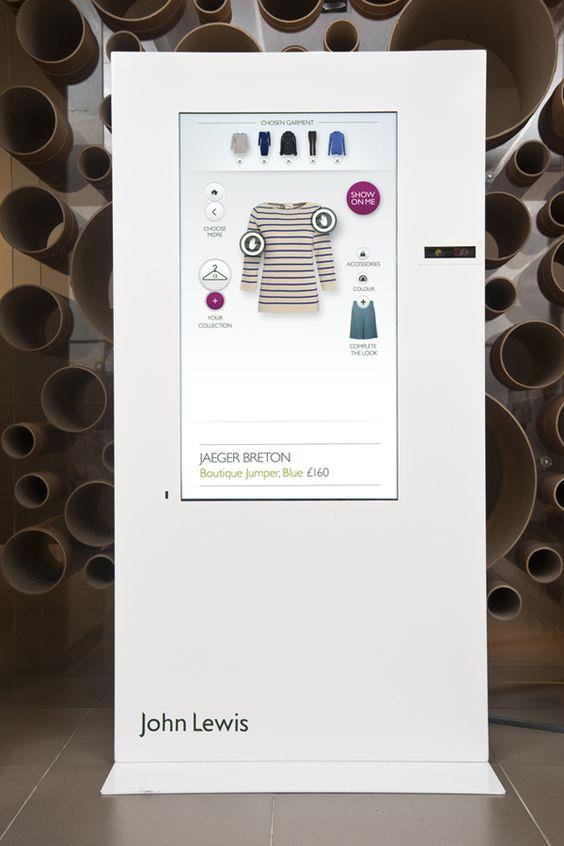Digitalsignage dooh digital signage for John lewis home design service reviews