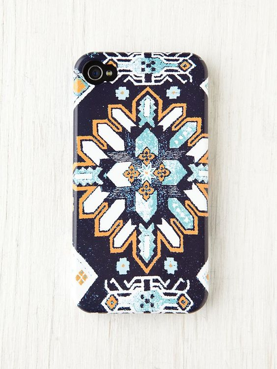 Free People Printed iPhone Case, $28.00