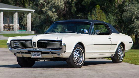 1967 Mercury Cougar Xr7 F37 Las Vegas 2018 Mecum Auctions