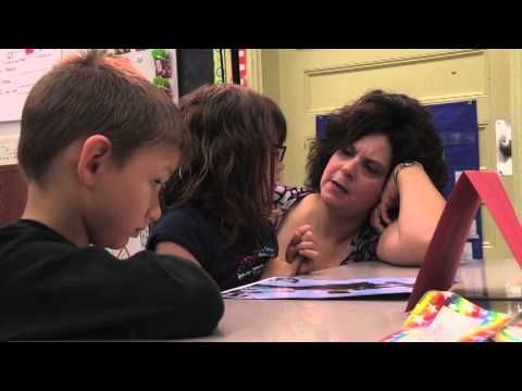 """This video was created as part of the Massachusetts Race to the Top Model Curriculum Project and shows a lesson in which students develop academic vocabulary as they discuss primary source images in response to the question, """"Why do we celebrate Memorial Day?"""""""