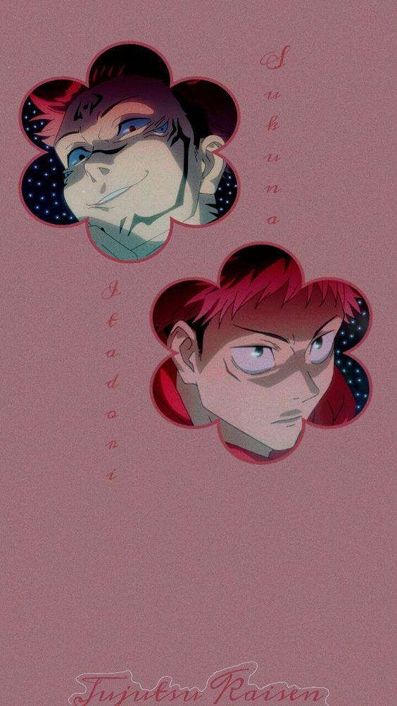 Jujutsu Kaisen Sukuna X Itadori C Foxy Anime Otaku Anime Anime Wallpaper