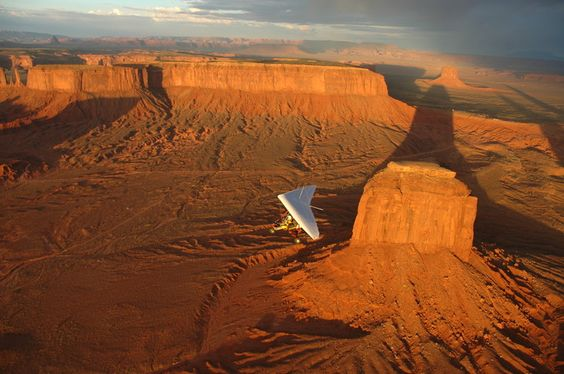 There is >nothing< like flying with the wind in your face.  arizonatrikeschool.com