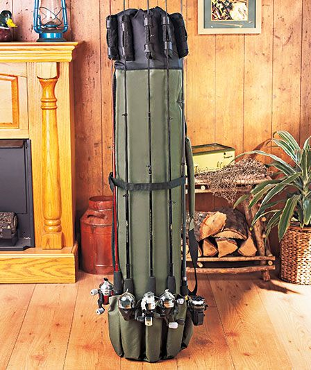 This would be great for keeping our fishing poles organized!! Fishing Rod Case $10.95