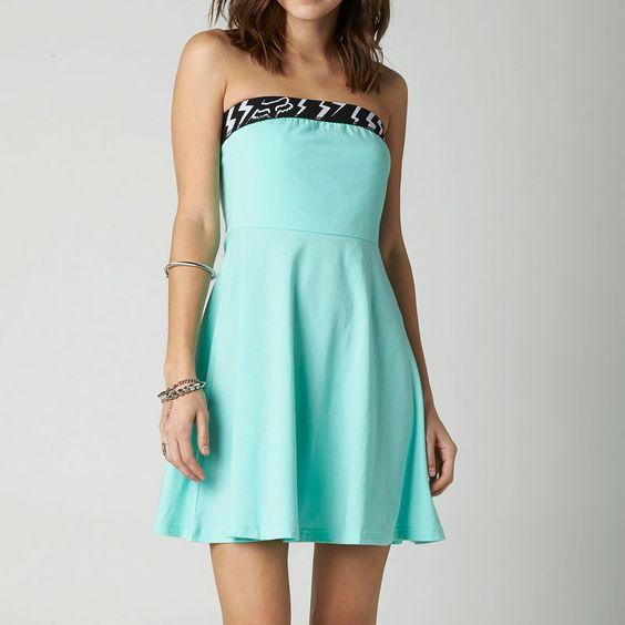 Fox Racing Women's Highway Strapless Dress 10642-361